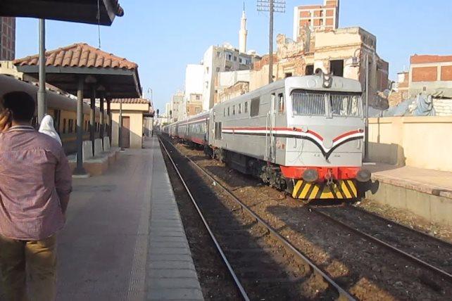 أسعار ومواعيد القطارات من طنطا إلى سيدي جابر 2019