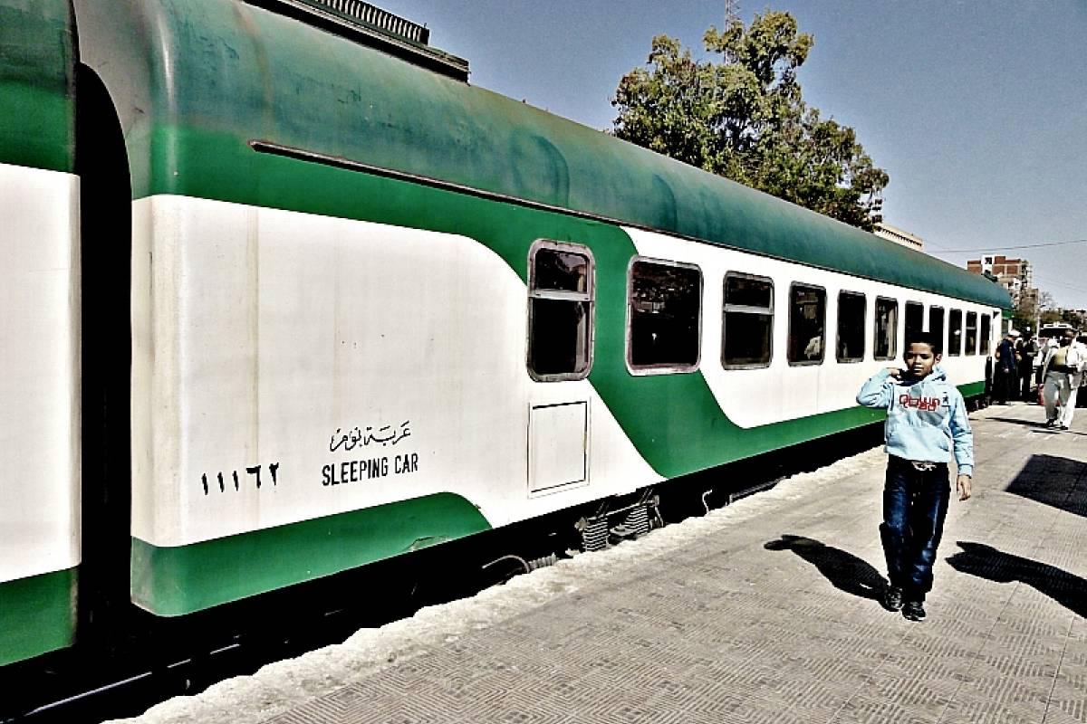 أسعار ومواعيد القطارات من أسوان إلى الأقصر 2019