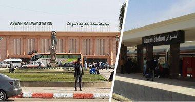 أسعار ومواعيد القطارات من سيدي جابر إلى أسوان 2019