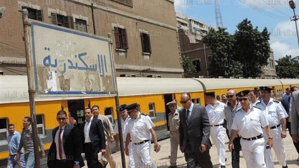 أسعار ومواعيد القطارات بين سيدي جابر إلى الإسكندرية