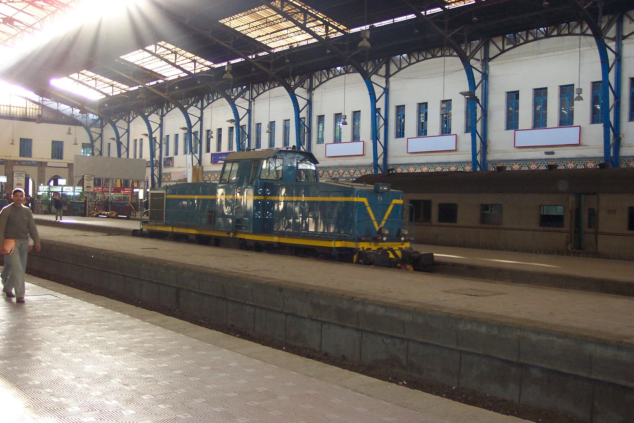 أسعار ومواعيد القطارات من سيدي جابر إلى القاهرة