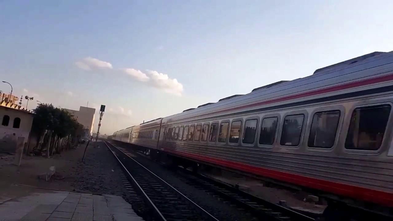 أسعار ومواعيد القطارات من قنا إلى الجيزة