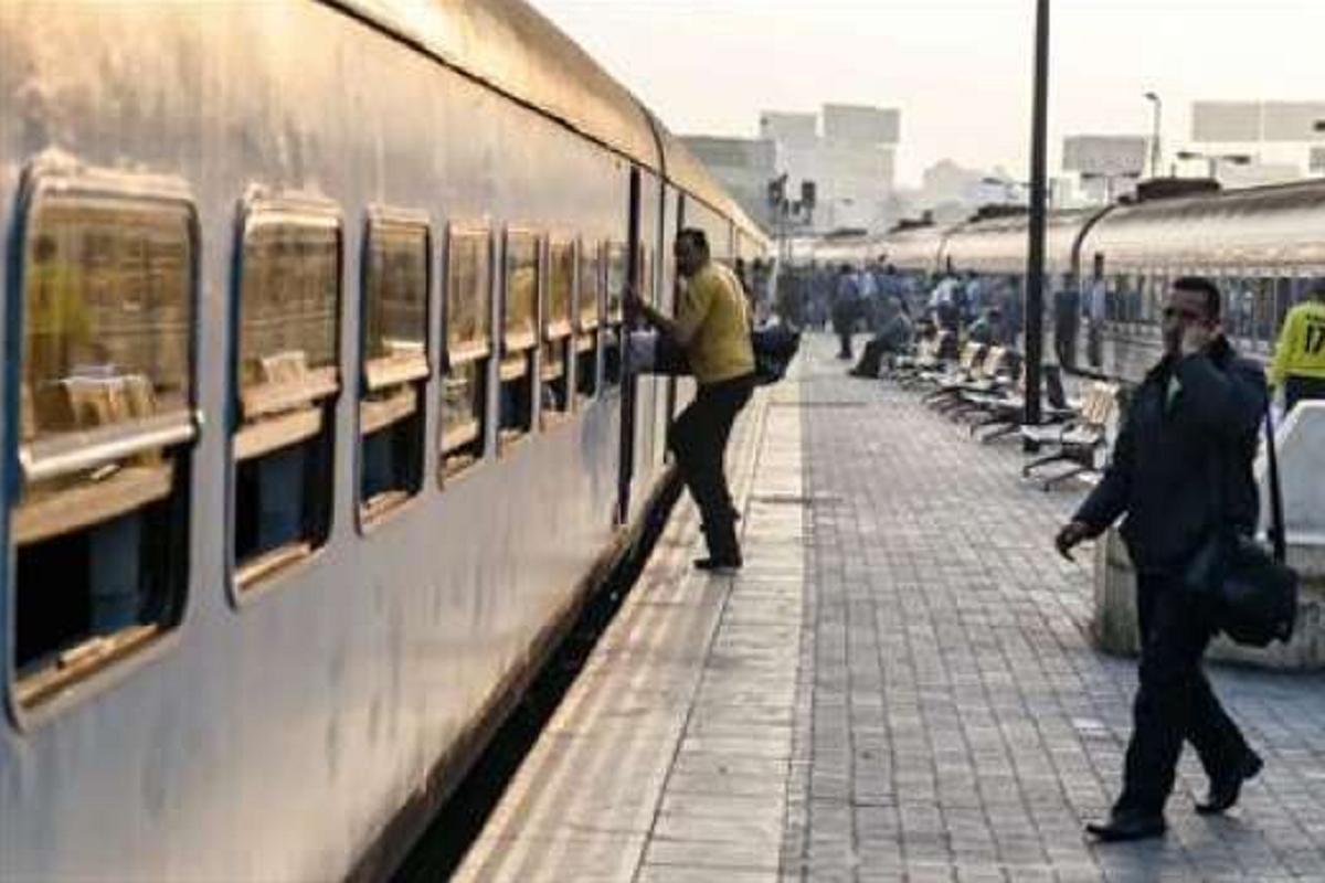 اسعار القطارات من اسوان إلى سوهاج