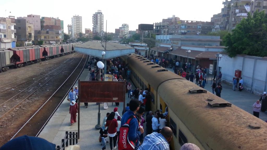 أسعار ومواعيد القطارات من طنطا إلى الإسماعلية