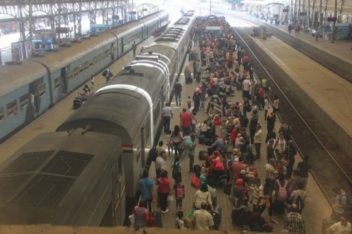 أسعار ومواعيد القطارات من المنيا إلى سوهاج 2019