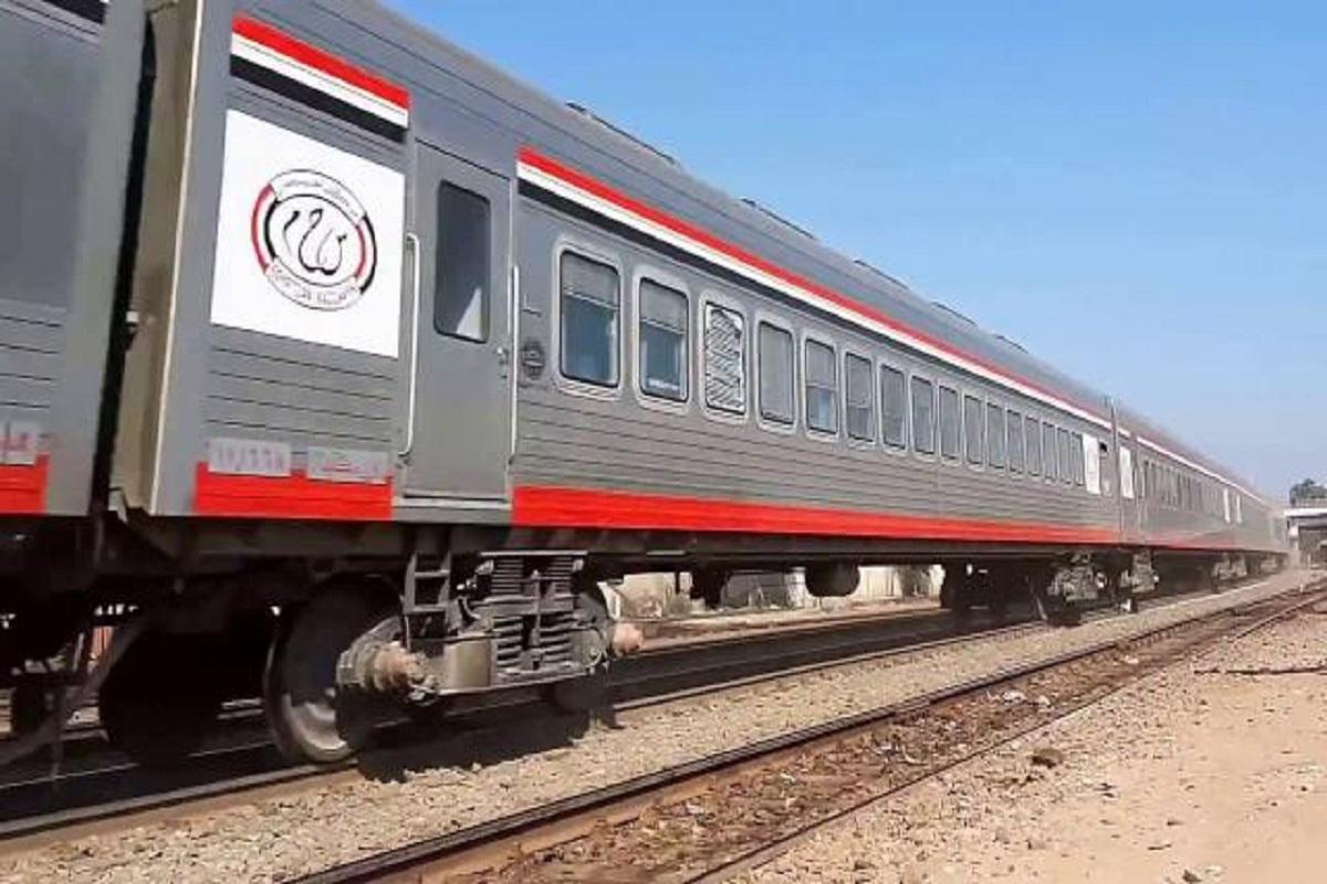 أسعار ومواعيد القطارات من الأقصر إلى سيدي جابر 2019