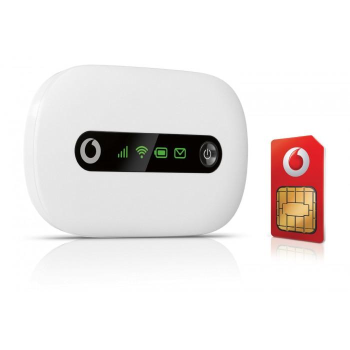 أسعار باقات الإنترنت الهوائي من فودافون