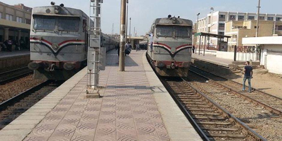 أسعار ومواعيد القطارات من طنطا إلى أسيوط