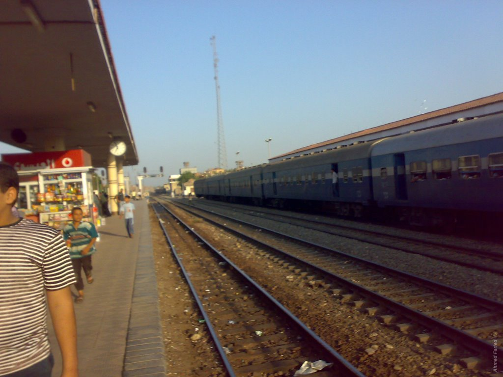 أسعار ومواعيد القطارات من سيدي جابر إلى طنطا 2019