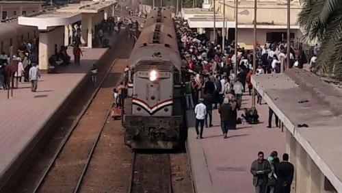 أسعار ومواعيد القطارات من سيدي جابر إلى سوهاج