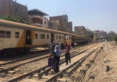 أسعار ومواعيد القطارات من طنطا إلى المنصورة 2019