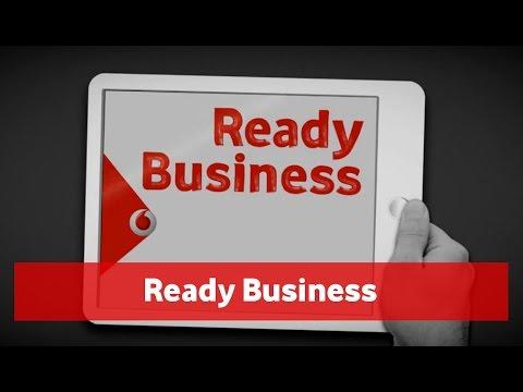 أسعار باقات Ready Business للشركات من فودافون