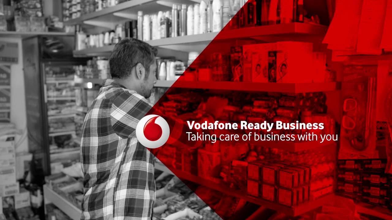 أسعار باقات Ready Security للشركات من فودافون