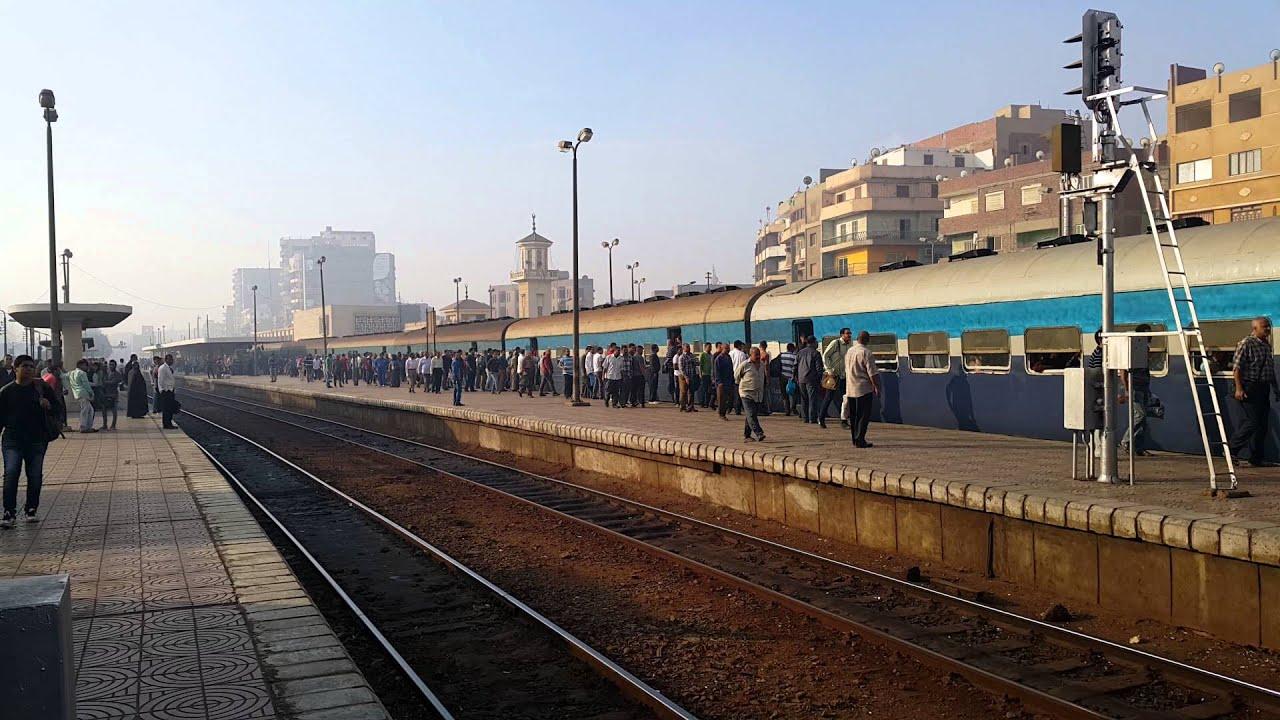 أسعار ومواعيد القطارات من سيدي جابر إلى بنها