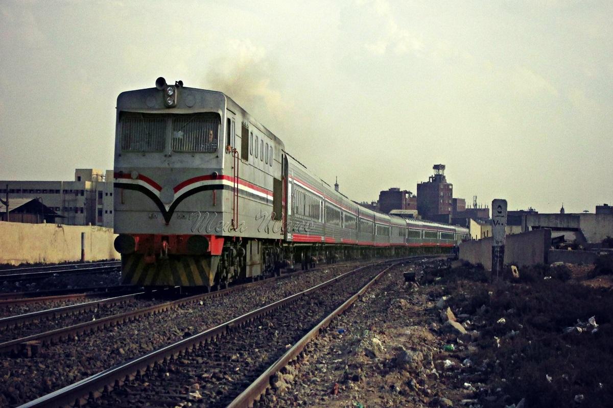 أسعار ومواعيد القطارات من المنيا إلى أسيوط 2019