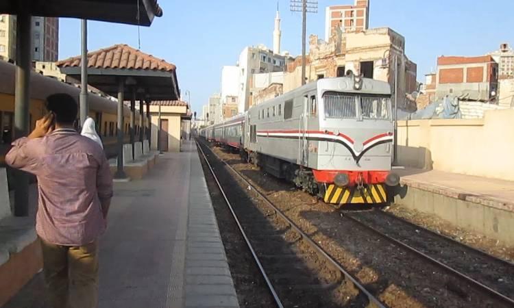 أسعار ومواعيد القطارات من سيدي جابر إلى دمياط