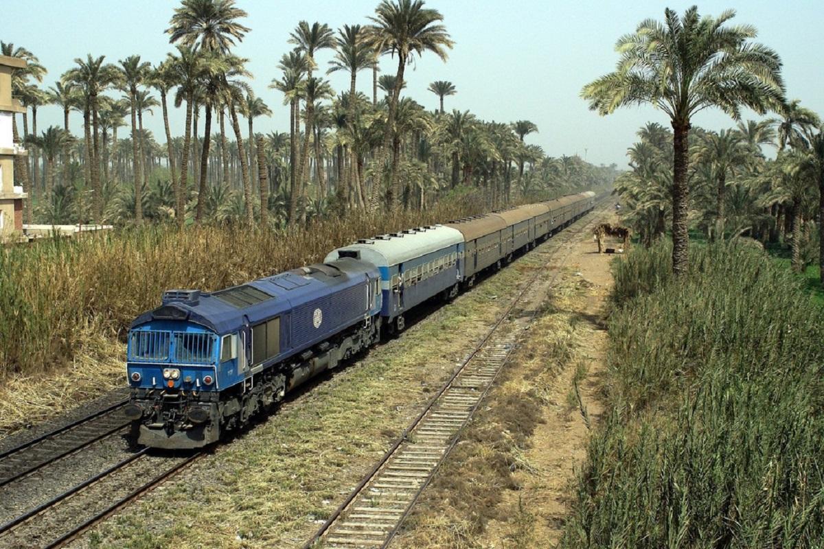 أسعار ومواعيد القطارات من بني سويف إلى أسوان 2019
