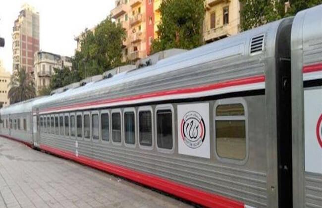 اسعار ومواعيد القطارات من القاهرة إلى أسوان