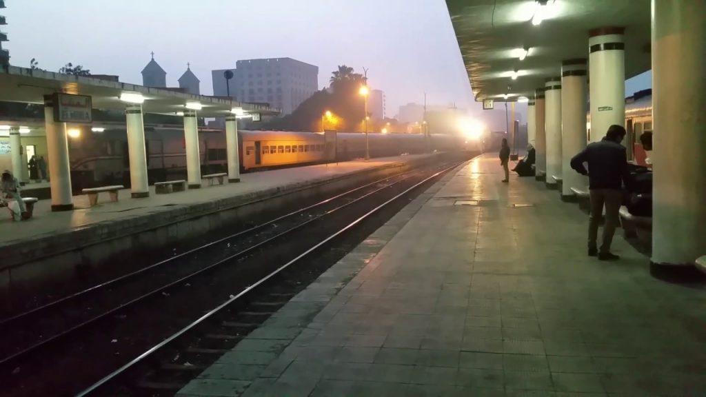 اسعار ومواعيد القطارات من القاهرة إلى الأقصر