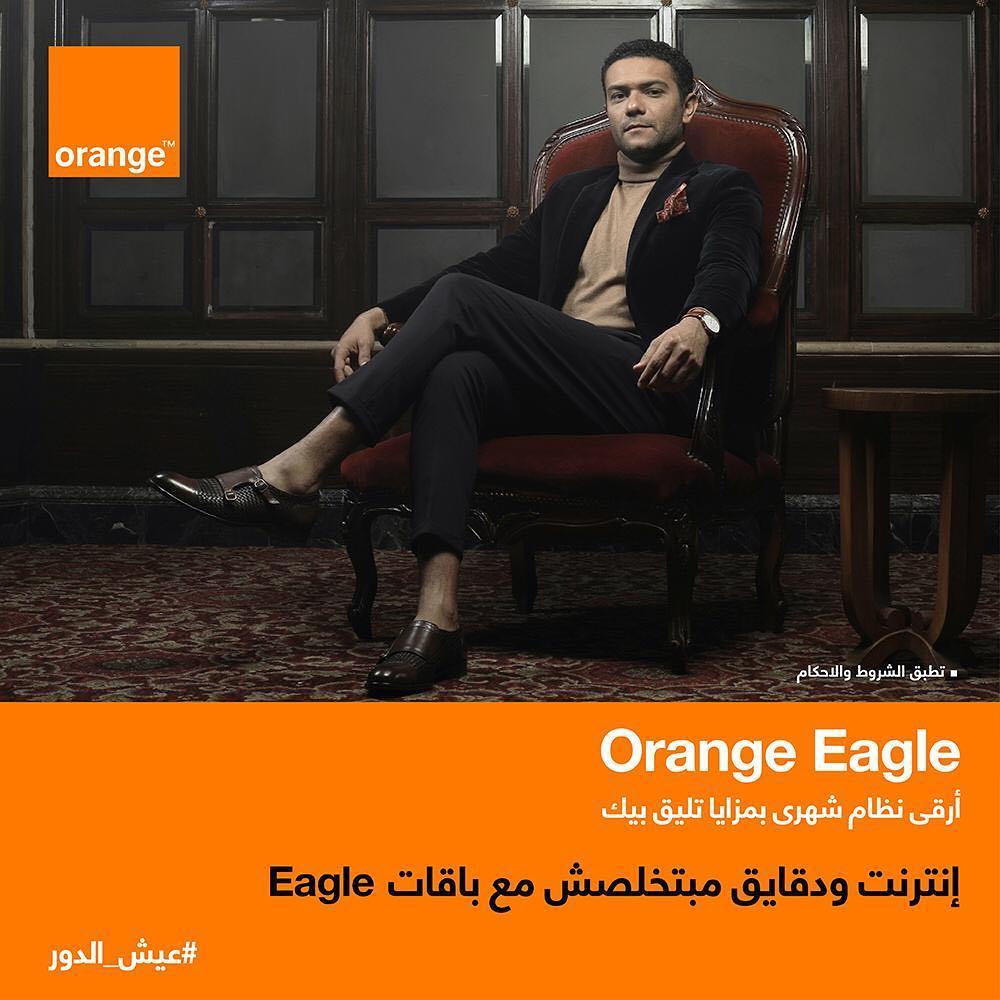 أسعار باقات أورنج إيجل Orange Eagle