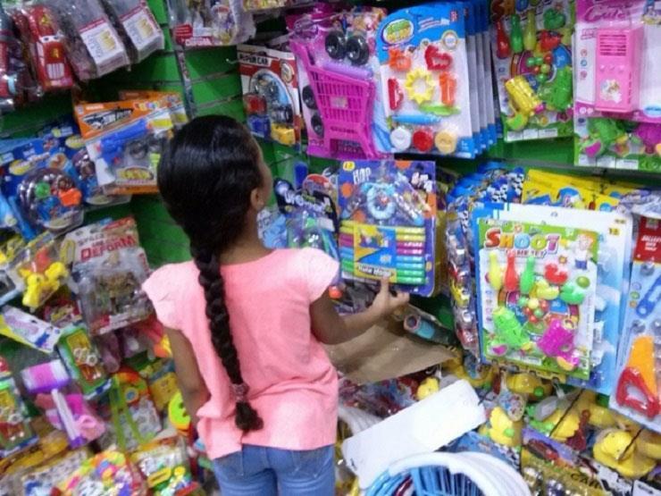 أسعار ألعاب الأطفال في مصر 2020