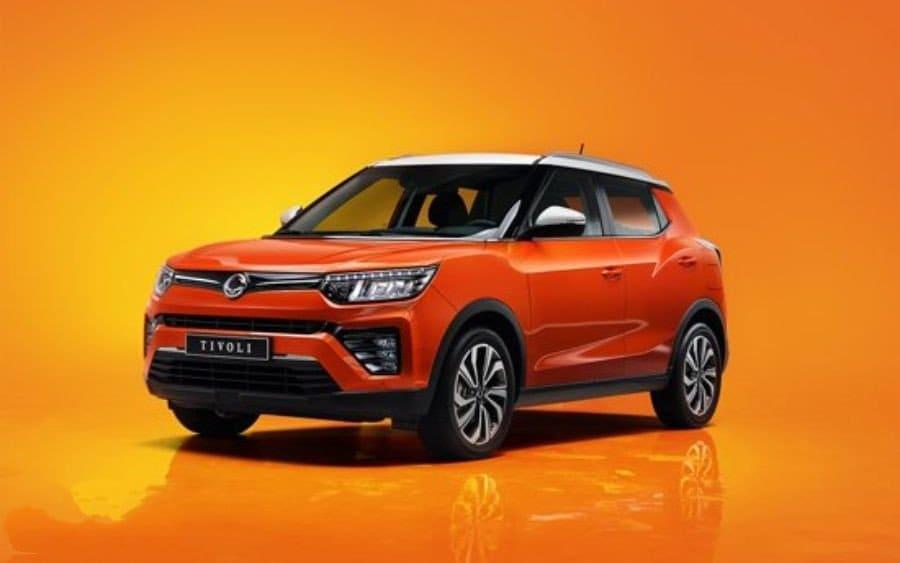 أسعار سيارات سانج يونج مستعملة في مصر 2020
