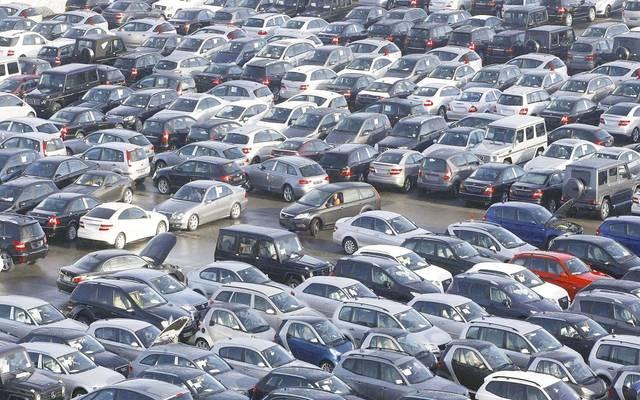 اسعار جمارك السيارات من السعوديه الى مصر