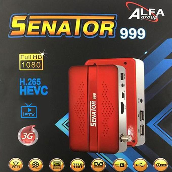 سعر رسيفر سيناتور senator 999 في مصر ٢٠٢٠