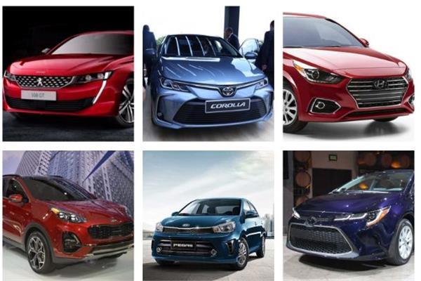 أسعار السيارات الجديدة فى مصر 2020
