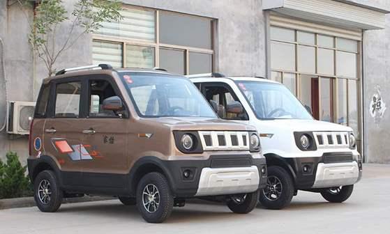 اسعار السيارات الكهربائية في مصر 2020