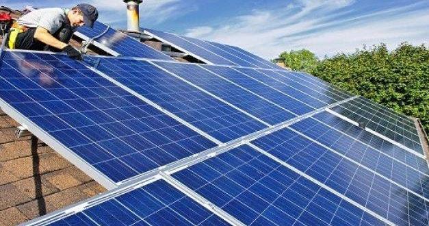 اسعار الواح الطاقة الشمسية في السعودية 2020