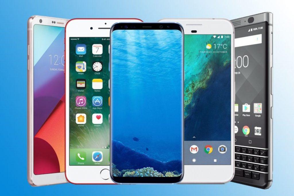 أسعار الهواتف الذكية من متجر فودافون