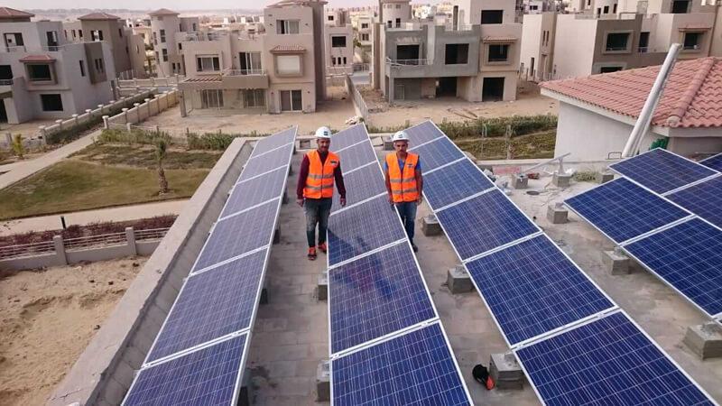 اسعار الطاقة الشمسية فى مصر 2020